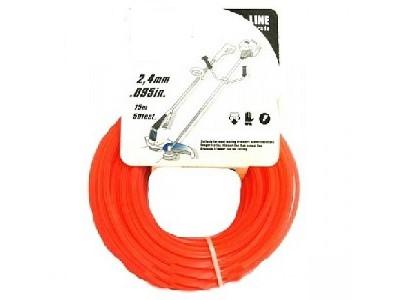 Купить Леска на косы круглая d=2.4 mm, 15 m