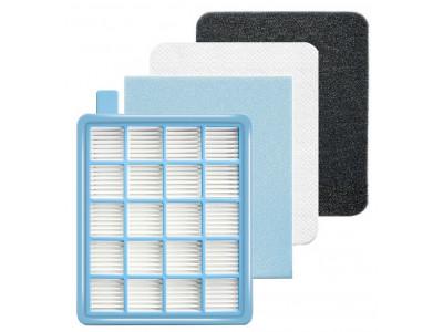 Комплект фильтров FC8058/01 для пылесоса Philips PowerPro
