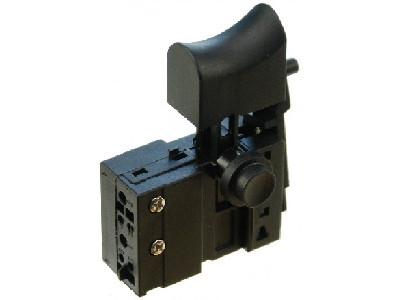 Купить Кнопка-выключатель сетевого шуруповерта Зенит ЗШ-500/ЗШ-600 Профи