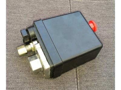 Автоматика для компрессора 220 вольт, 1 выход