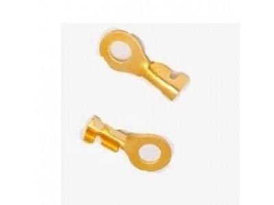 Купить Клеммы-коннекторы, под болт 4 мм (100 штук)