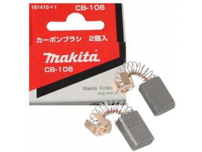 Купить Щетки Makita CB-104 - оригинал (код макита) 6*10*15