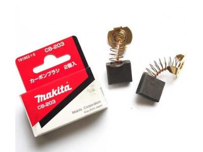Купить Щетки Makita CB-203 - оригинал (191953-5) 7*18*16