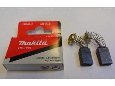 Купить Щетки Makita CB-303 - оригинал (191963-2) 5*11