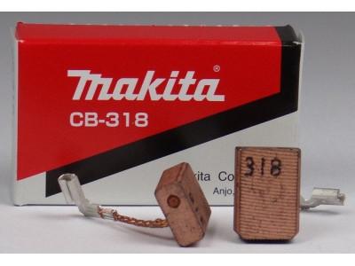 Купить Щетки Makita CB-318 - оригинал (191978-9) 5*11