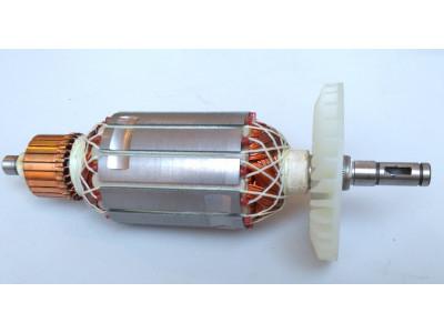 Купить Якорь болгарки Craft CAG-180/1900E Вт, 48*178 шпонка+стоп.кольцо 9мм