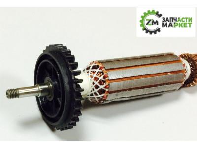 Купить Якорь болгарки Bosch GWS 7-100, 35*172 резьба 6мм