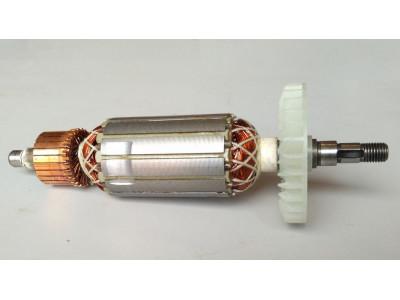 Купить Якорь болгарки DWT WS-125 L/LV, 35*162 шпонка+резьба 8 мм