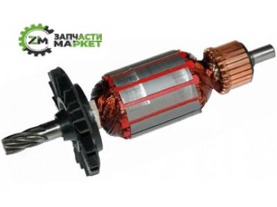 Купить Якорь перфоратора Bosch GBH 2-22 RE, 35*143 6-з. Вправо 9 мм