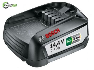 Купить Аккумулятор Bosch PBA 14,4 V 2,5Ah li-ion W-B (1607A3500U)