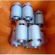 Двигатели (моторы) для шуруповертов