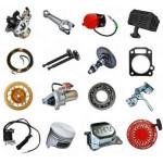 Запчасти на мотоблоки и двигатели генераторов
