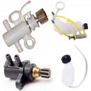 Масляные насосы, баки, приводы для электропил