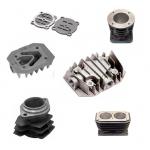 Подковы, цилиндры и крышки цилиндров компрессора